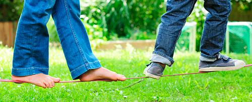 Elegir un buen calzado para los niños