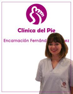 Patricia Pérez Esteban, Podóloga